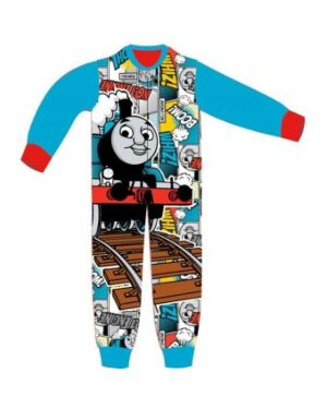 THOMAS FLEECE ONESIE MJ5104