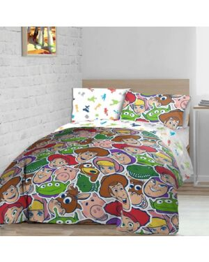 Toy Story Tossed Duvet Set Double CCC0181