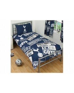 Tottenham Hotspur Patch Duvet Set Single CCC0317
