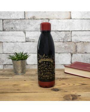 Harry Potter Tritan Water Bottle Black Print BSS-SLHP571