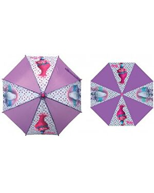 TROLLS CHILDRENS UMBRELLA TD9550