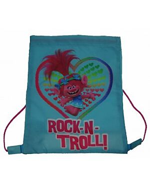 TROLLS ROCK N TROLL TRAINER BAG - QA034