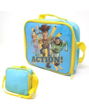 Toy Story Lunch Bag with side pocket and shoulder strap PL1294