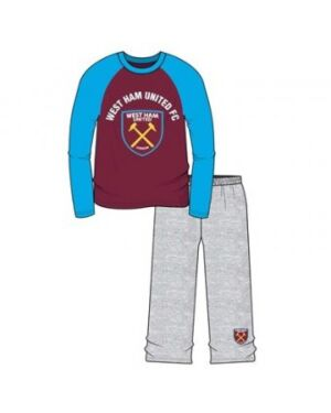 WEST HAM BOYS OLDER PYJAMAS - TD8248