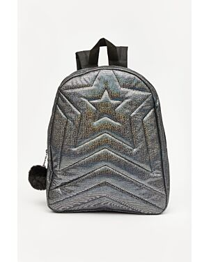 Girl quilted roxy back pack _ _WLGIRLS00111