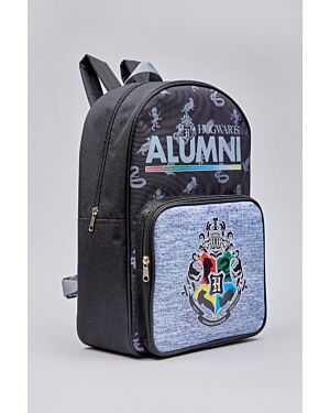 Harry Potter Alumni square pocket back pack_ _WLHP00486