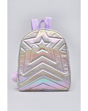 Girls quilted roxy back packs_ _WLGIRLS00110