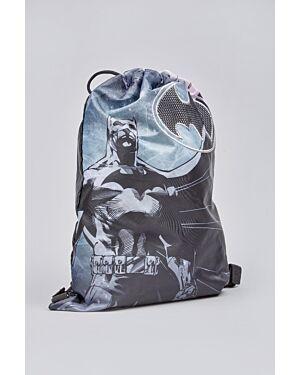 Batman drawstring trainer bag_ _WLBATMAN00496