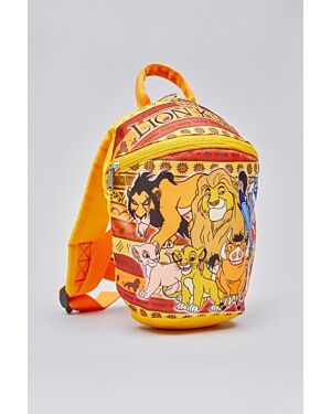 Lion King Digby back pack with reins_ _WLLION01469