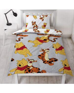 Winnie The Pooh Friends Rotary Duvet Set CCC0193