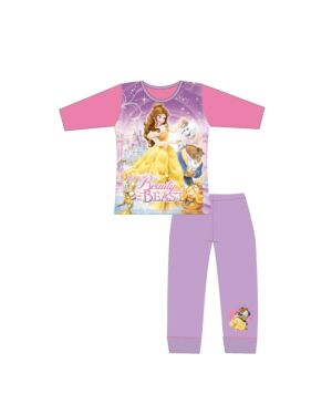 GIRLS OLDER BEAUTY And THE BEAST SUBLIMATION PYJAMAS PL1496