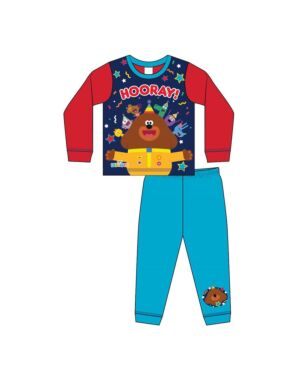 BOYS TODDLER HEY DUGGEE SUB PYJAMAS PL969