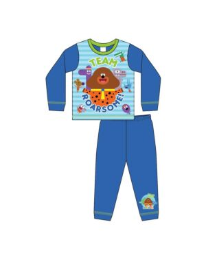 BOYS TODDLER HEY DUGGEE Sublimation Pyjamas PL1024