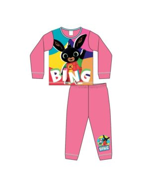 GIRLS TODDLER BING SUBLIMATION PYJAMAS PL1067