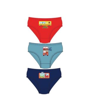 BOYS HEY DUGGEE 3PK BRIEFS PL1178