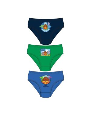 BOYS HEY DUGGEE 3PK BRIEFS PL1037
