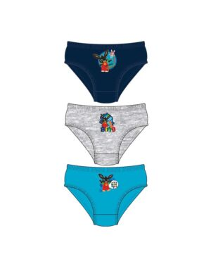 BOYS BING 3PK BRIEFS PL1039