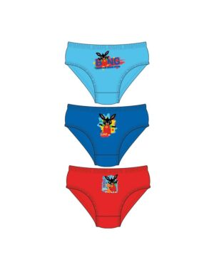BOYS BING 3PK BRIEFS PL1415