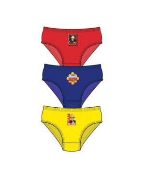 BOYS FIREMAN SAM 3PK BRIEFS PL1041