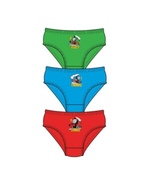 BOYS THOMAS 3PK BRIEFS PL1251