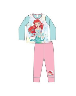 GIRLS OLDER LITTLE MERMAID SUB PYJAMAS PL929