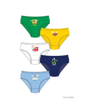 BOYS HEY DUGGEE 5PK BRIEFS PL1038