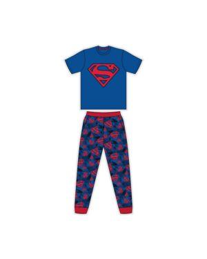 MENS SUPERMAN PYJAMAS PL1223