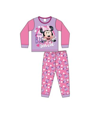 BABY GIRLS MINNIE MOUSE PYJAMAS PL912