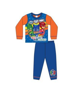 BOYS TODDLER PJ MASKS Sublimation Pyjamas PL1027
