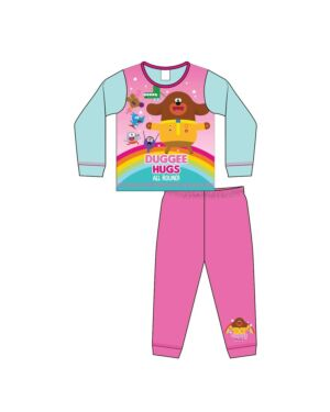 Girls Toddler Hey Duggee SUBLIMATION Pyjamas PL1267