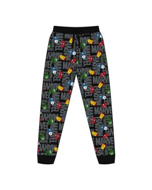 MENS MARVEL COMICS LOUNGEPANT PL1427