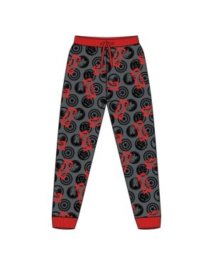 MENS MARVEL COMICS LOUNGEPANT PL1439