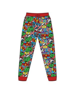 MENS MARVEL COMICS LOUNGEPANT PL1440