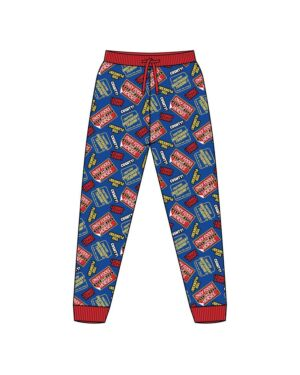 MENS ONLY FOOLS AND HORSES LOUNGEPANT PL1444