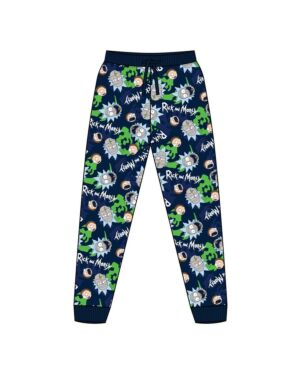 MENS RICK AND MORTY LOUNGEPANT PL1445