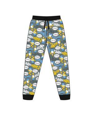 MENS SIMPSONS LOUNGEPANT PL1446