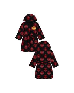 KIDS MANCHESTER UTD DRESSING ROBE (FLAT PACKED) PL1579