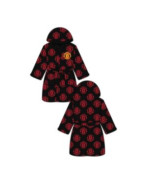 MENS MANCHESTER UTD DRESSING ROBE (FLAT PACKED) PL1585
