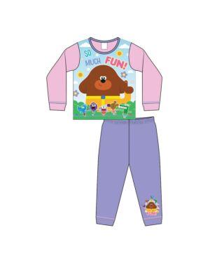 GIRLS Toddler Hey Duggee SUBLIMATION Pyjamas PL1771