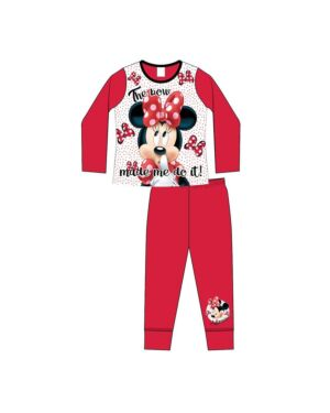 GIRLS OLDER MINNIE SUBLIMATION Pyjamas PL1758