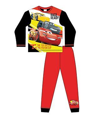 Boys Disney Cars Sublimation Pyjamas PL1675