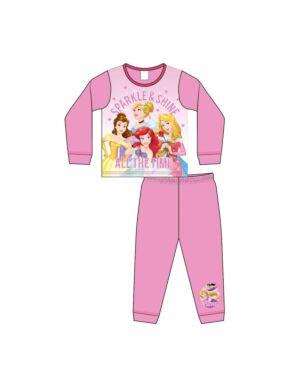 GIRLS Toddler PRINCESS SUBLIMATION Pyjamas PL1780