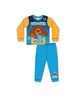 Boys Toddler Hey Duggee SUBLIMATION Pyjamas PL1703