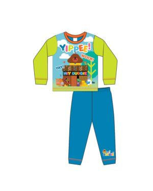 Boys Toddler Hey Duggee SUBLIMATION Pyjamas PL1704