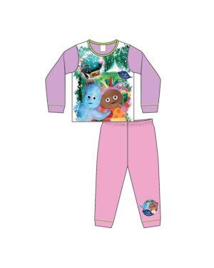 GIRLS Toddler in the night garden SUBLIMATION Pyjamas PL1788