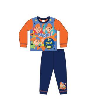 BOYS TODDLER BLIPPI SUBLIMATION Pyjamas PL1840