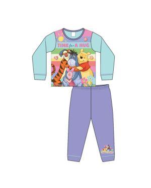 GIRLS Toddler WINNIE THE POOH SUBLIMATION Pyjamas PL1792