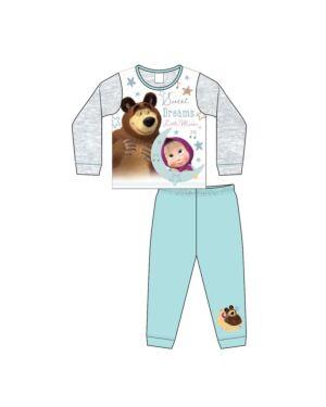 GIRLS Toddler  MASHA AND THE BEAR SUBLIMATION Pyjamas PL1796