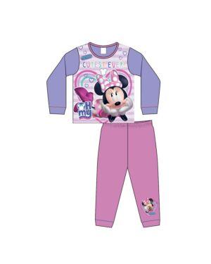 GIRLS Toddler MINNIE SUBLIMATION Pyjamas PL1785