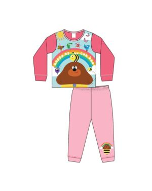 GIRLS Toddler Hey Duggee SUBLIMATION Pyjamas PL1778
